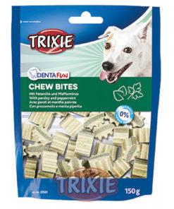 Chew bites