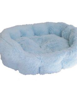 cama baby azul
