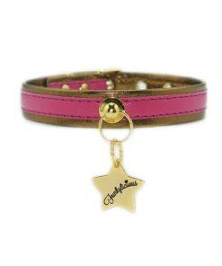 0e4726240d25 Collar Perla Rosa de Estil For Dog - Salvaterra de Magos