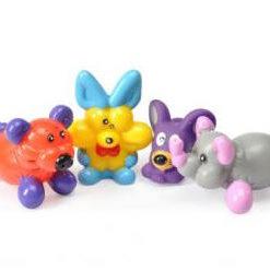 Juguete de Animales de Vinilo especial para perros pequeños como caniche toy y cavalier de Salvaterra de Magos