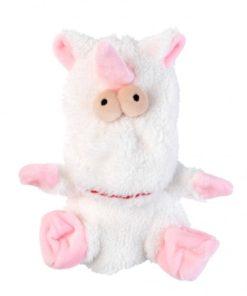 peluche de unicornio sin relleno para perros de talla pequeña como caniche toy y cavalier