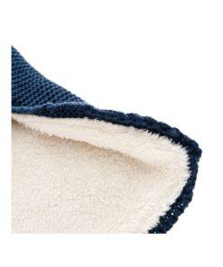 Jersey pin up azul de la marca ferribiella para perros de talla pequeña. Criadores de caniches toy, caniche mini toy y cavaliers.