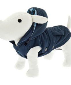 plumon reversible new york de la marca ferribiella para perros de talla pequeña. Criadores de caniches toy rojo