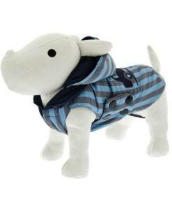 plumon reversible modelo new york de la marca ferribiella para perros de talla pequeña. Salvaterra de Magos criadores de caniches toy y cavalier